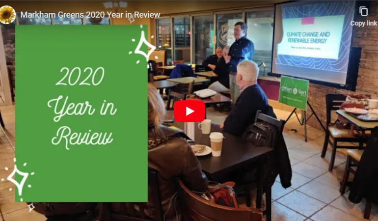 Markham Greens 2020 Recap Video